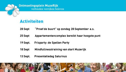 Agenda voor Narrowcasting